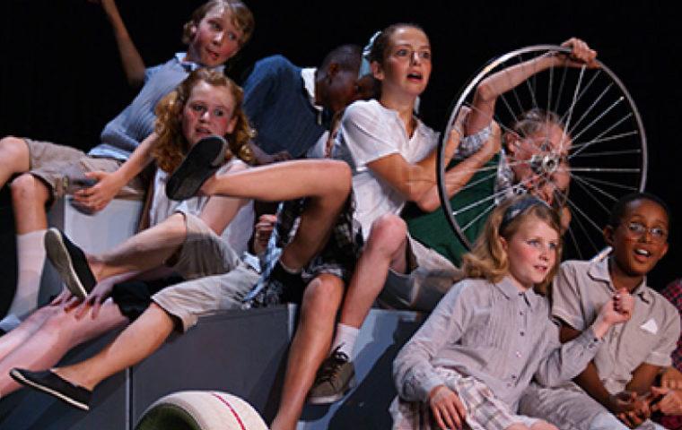 Stage théâtre enfants